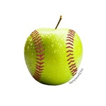 Baseball Apple