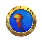 Jellyfish Porthole