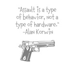 Assault is a Type of Behavior