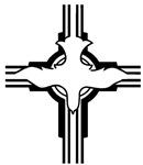 Doved Cross