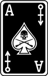 11C - 60mm - Ace of Spades
