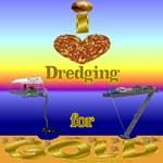 I Love Gold Dredging Section