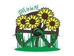 SUNFLOWERS - LOVE TO BE ME