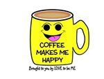 COFFEE MAKES ME HAPPY