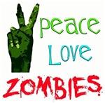 Peace Love Zombies