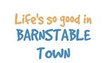 Life is so good in Barnstable Town