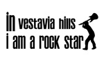 In Vestavia Hills I am a Rock Star