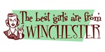 Best Girls are from Winchester