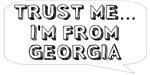 Trust me… I am from Georgia
