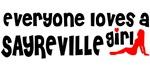 Everyone loves a Sayreville Girl