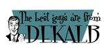Best guys are from Dekalb