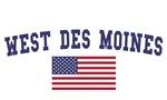 West Des Moines US Flag