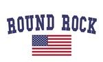 Round Rock US Flag