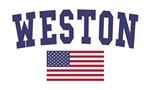Weston US Flag