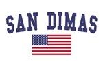 San Dimas US Flag