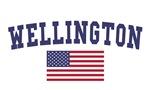 Wellington US Flag