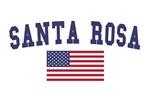 Santa Rosa US Flag