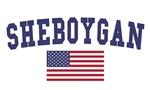 Sheboygan US Flag