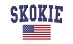 Skokie US Flag