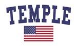 Temple City US Flag
