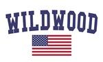 Wildwood US Flag