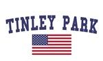 Tinley Park US Flag