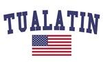 Tualatin US Flag