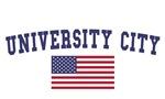 University City US Flag