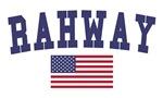 Rahway US Flag