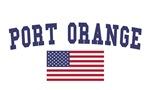 Port Orange US Flag