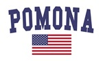 Pomona US Flag