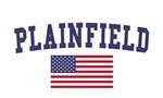 Plainfield Nj US Flag