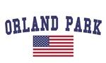 Orland Park US Flag