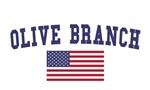 Olive Branch US Flag