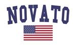 Novato US Flag