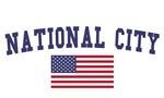 National City US Flag