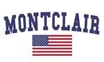 Montclair US Flag