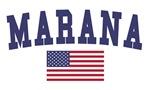 Marana US Flag