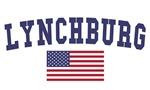 Lynchburg US Flag