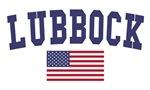 Lubbock US Flag
