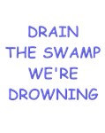 Drain the Swamp We're Drowning, clothing