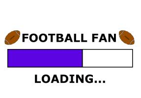 Football Fan Loading...