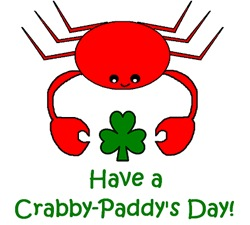 CRABBY PADDY'S DAY