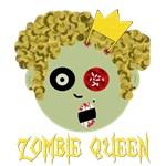 Zombie Queen Teez