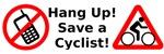 Hang Up! Save a Cyclist!