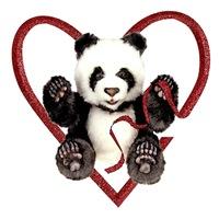 China Panda Love