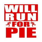 Run for Pie (Red)