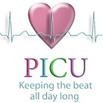 PICU Keeping the beat all day long