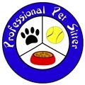Professional Pet Sitter Crest