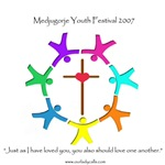 OUR LADY CALLS 2007 Youth Festival Design